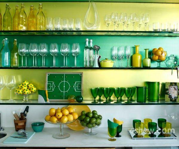 Copa do Mundo - veja ideias de decoração para a casa!