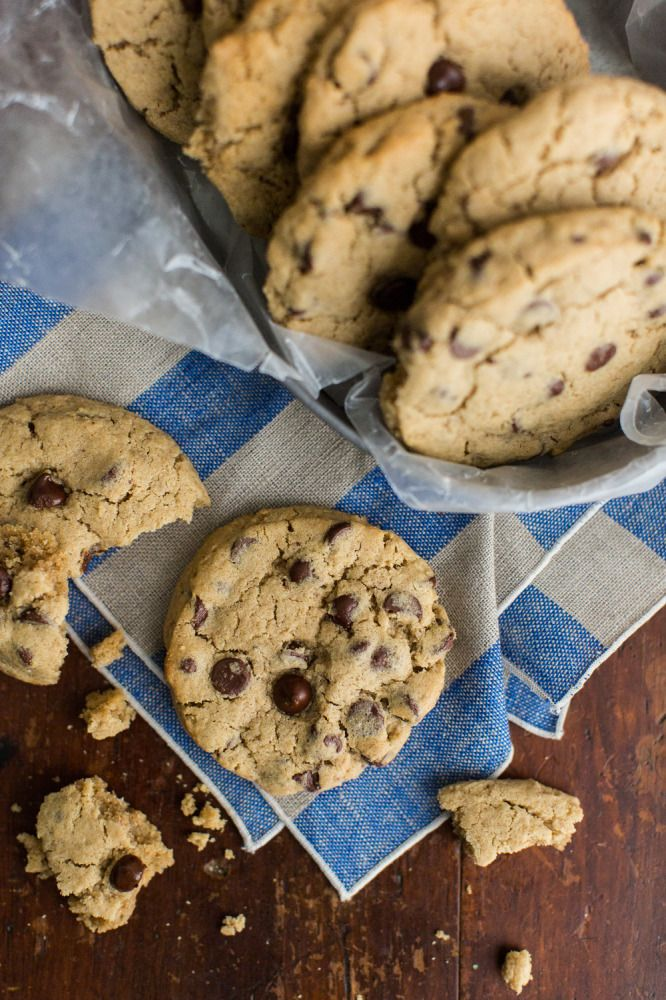 Low Glycemic Index Chocolate Chip Cookies
