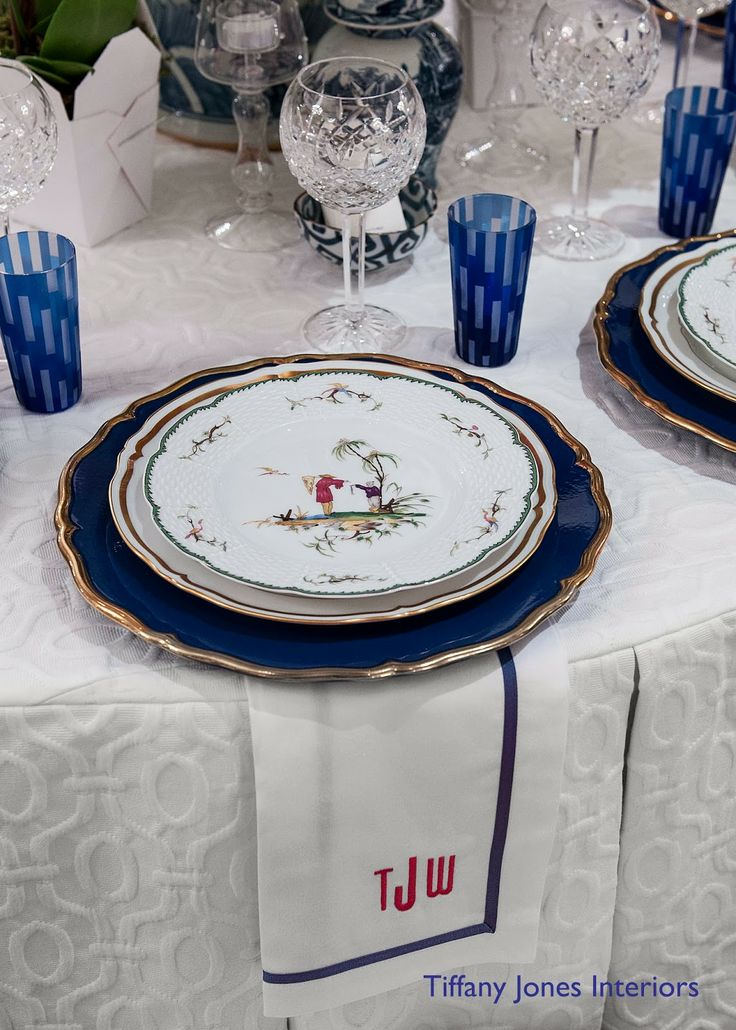 Tiffany Jones Interiors: The Love of Entertaining: Kappa Tablescapes Dallas