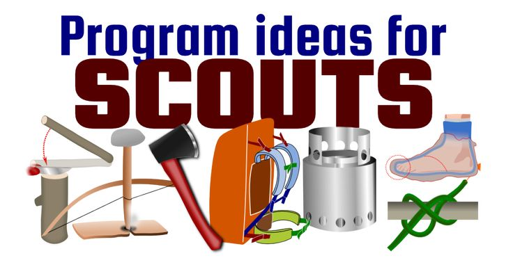 Here's dozens of Scouting resources (infographics and other helpful documents in PDF format) you can print and use.