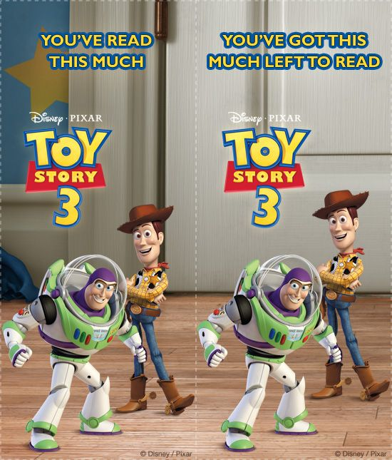 Toy Story Bookmarks 12