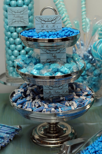 blue candy bar options