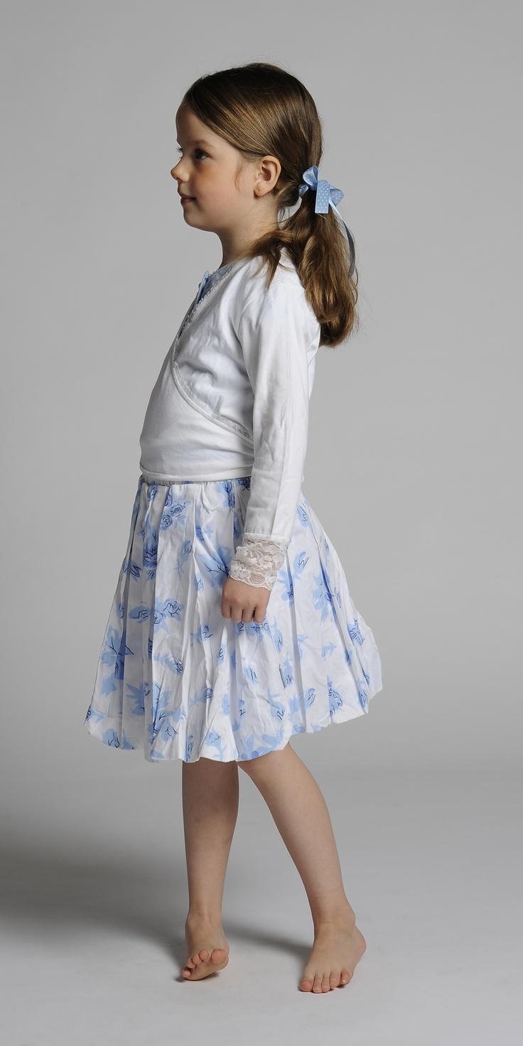 Darleen jurk Renske vestje