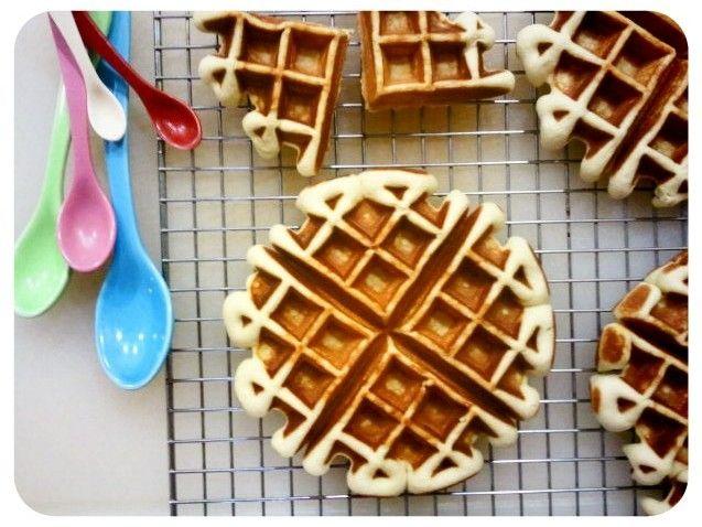 Gluten free waffle recipe: Paleo Waffles, Waffles Coconut, Gluten Free ...