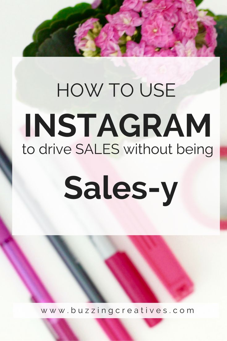 Instagram is one of the best social media platforms to build relationships and trust with your audience and this is often one of the first steps of converting your followers into buyers and getting them to click over to your shop/blog/website Whereas Twitter is great for community and Pinterest is g