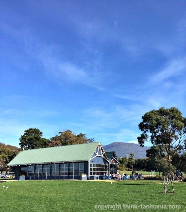 Cornelian Bay Boatshed Restaurant & Kiosk ~ article and photo for think-tasmania.com ~ #Hobart #Tasmania #walking