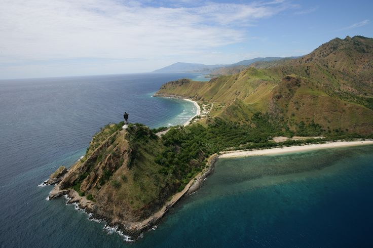 Areia Branca is one of most visited place in East Timor. http://www.sky-tours.com/en/tp-east-timor.html