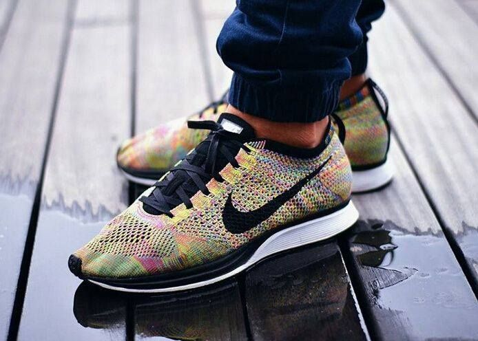 Nike Flyknit Racer Rainbow launching in 8 minutes via 1 more UK stockist  http://ift.tt/1qhF2NR