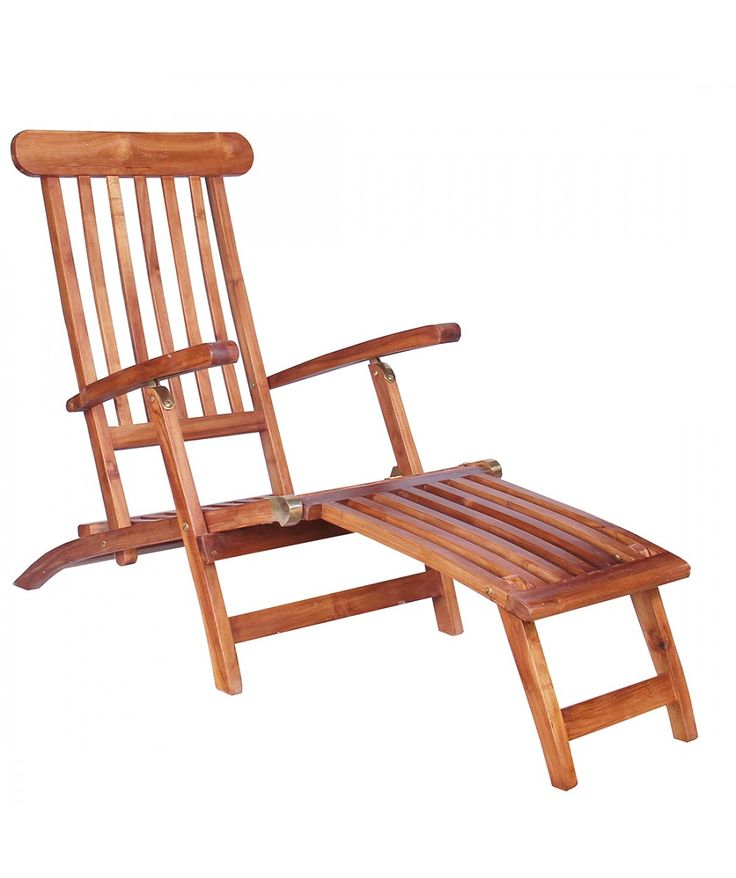 Steamer Chair   Outdoor Furniture - Easterly