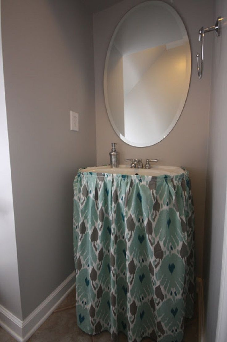 top 10 easy diy sink skirts the pipe easy diy and empty 16563