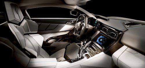 W Motors Lykan HyperSport interior picture in High Resolution