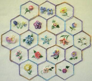Garden Embroidery Designs my funky garden flowers funky whimsical garden flowers filled machine embroidery designs 25 Best Beginner Embroidery Ideas On Pinterest