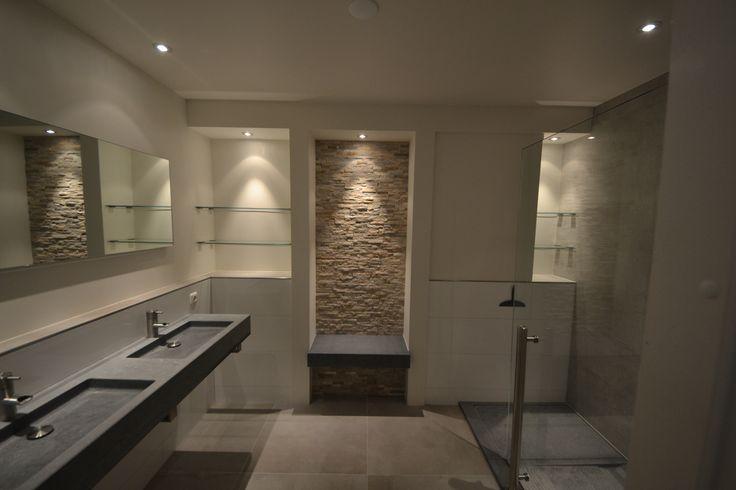 36 best Gerealiseerde badkamers images on Pinterest | Bathroom ...