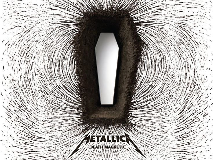 Music Wallpaper: Metallica - Death Magnetic