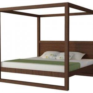 Ibiza Poster Bed