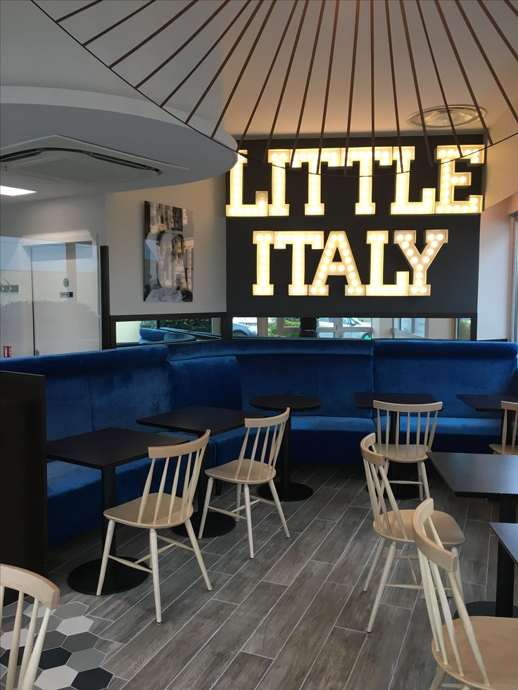 Restaurant little italy labège