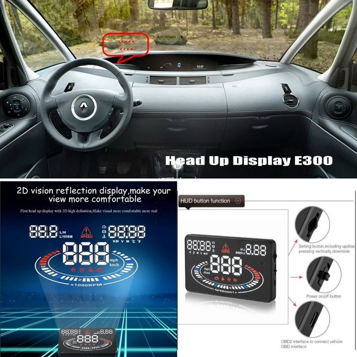 65.00$  Watch here - http://aliw7l.worldwells.pw/go.php?t=32761122489 -  For Renault Espace 4 IV 2002-2014 - Car HUD Head Up Display - Reflect Related data on windshield offering a safer driving