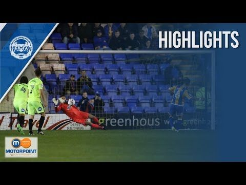 Shrewsbury Town vs Peterborough United - http://www.footballreplay.net/football/2016/09/27/shrewsbury-town-vs-peterborough-united/