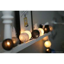 DaWanda Qule Sweet home cotton ball lights, 35 qul (81050483)