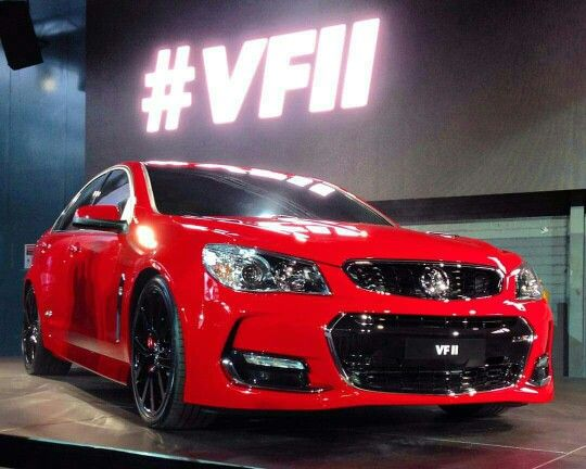 Holden Commodore VF Series 2