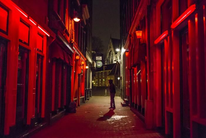 The Dutch are known for their 'gedogen', which does not literally mean toleration; one can describe it best as toleration in law, or decriminalization of prostitution and soft drugs.