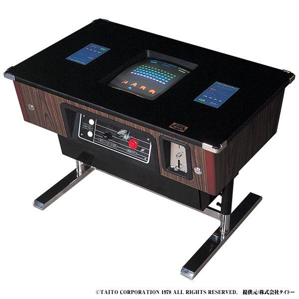 TAiTO : スペースインベーダー テーブル筐体 | Sumally (サマリー)