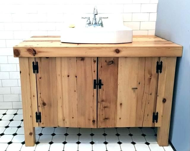 Do It Yourself Bathroom Vanity How To Build A Bathroom Vanity