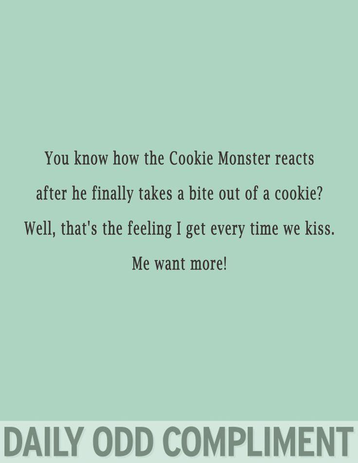 """Cookie Monster"""