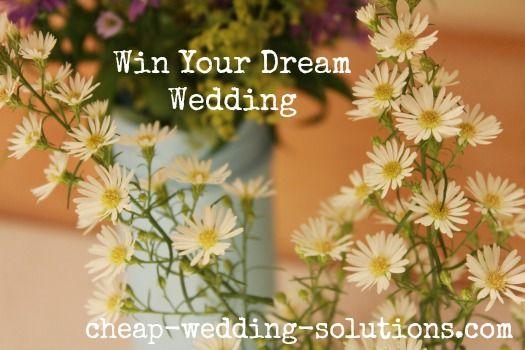Win Your Wedding Free Stuff