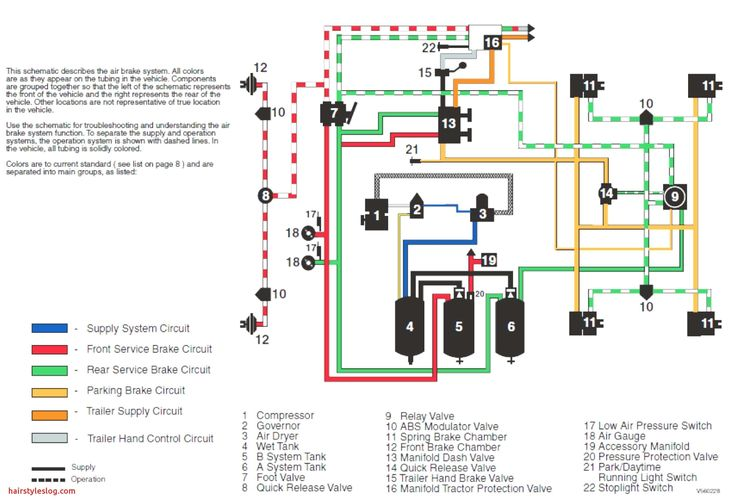 Wiring Diagram For 3 Way Switch With 2 Lights Home Wiring Diagram Best Of 16 Ga Wire For Household D Trailer Wiring Diagram Air Brake House Wiring