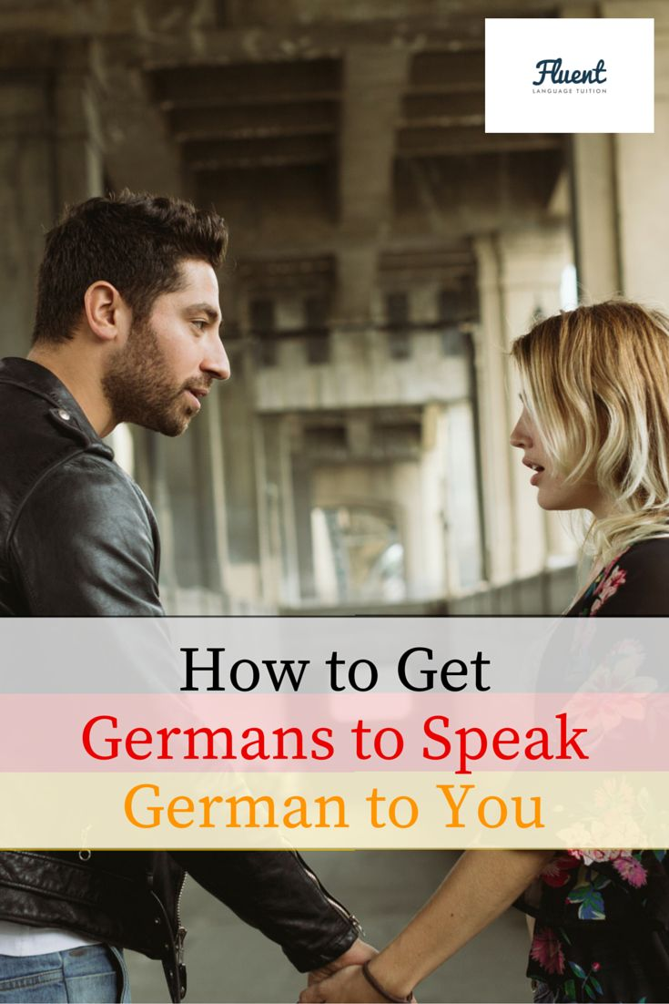 One of the most common questions I hear from you guys is how to deal when  other people refuse to practice your target language with you. I'm excited  to present some awesome advice from Anja at The Germanz in Australia.  Matching this awesome topic, I've created the new guide Make Your German  Sound Amazing, featuring 26 Key Phrases For Conversations with German  Speakers. Just click on the little black button here to download it and use  it alongside Anja's tips.  Click Here to Download…