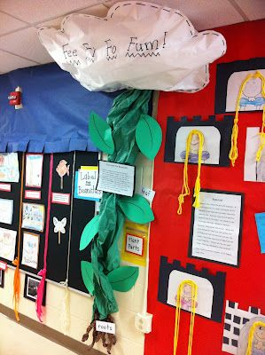 The New Teacher Noggin: From the Mixed Up Files of Ms. A.J. King...Fairy Tale Style!