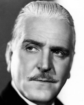 """FRANK MORGAN - played in many movies but best known in - """"The Wizard in Oz"""".  He was the traveling magician, the coachman, the keeper of the door and he was the Great Wizard all in one movie."""