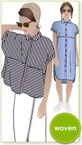 Style Arc - fashionable sewing patterns that fit
