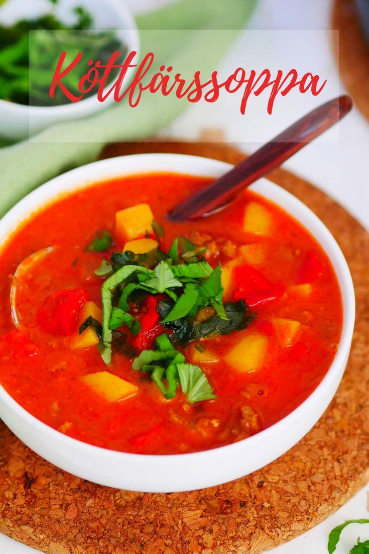 mustig vegetarisk soppa