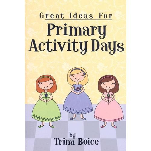 """The basic official resources for this calling include: Faith in God for Girls - the section entitled """"Information for Parents and Leaders"""" outlines how the activity days program should be run. Also..."""