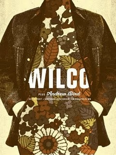 Wilco Gig Poster (Source: GigPosters.com)