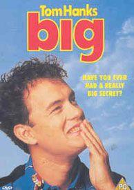 """big"" Tom Hanks!"