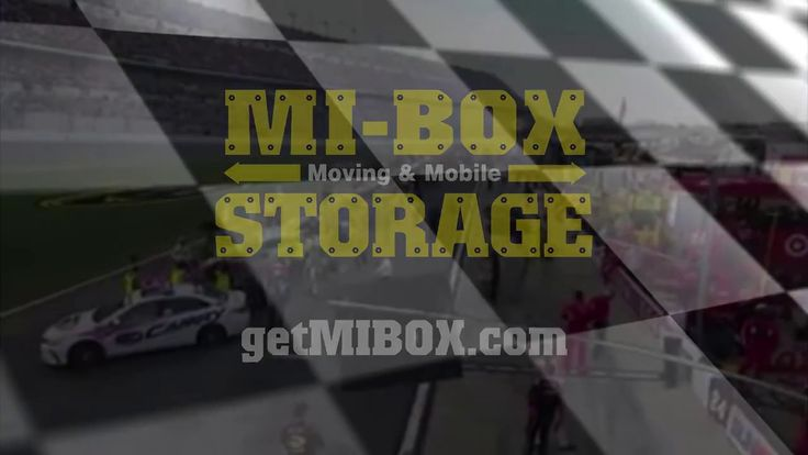 Coastal MiBox Test Their Mettle On The Nascar Circuit On Lee Speedway In  New Hampshire. Moving And StorageFree ...