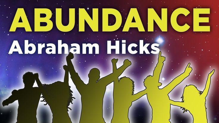 ABUNDANCE - Abraham Hicks #abrahamhicks #estherhicks #abundance #relationships #prosperity #success #relationships #abrahamhicksvideos #lawofattraction #thesecret #selfhelp #motivation #money