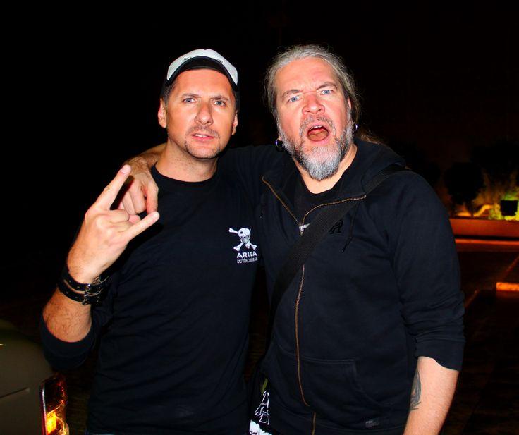 #TomasHaake #Meshuggah  #IvanVega_Chile #RatzingerBand #Chileconcert #Santiago #Chile #Music #Rock #Metal #Sweden