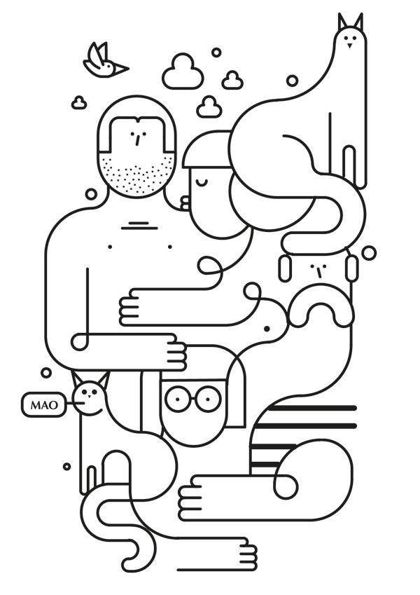 How I Work - Google - Colab - Hero and more ;) on the Behance Network
