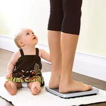 Коллекция: Как похудеть после родов.