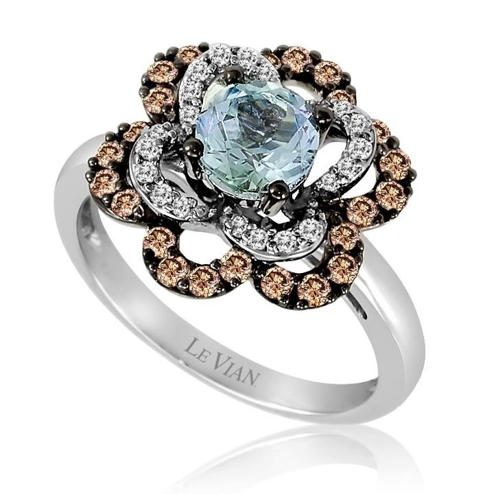 Levian Flower Ring Available At Houston Jewelry Le Vian Artristry Pinterest And Diamond