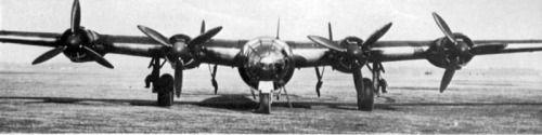 """Messerschmitt Me 264 """"Amerika Bomber"""""""