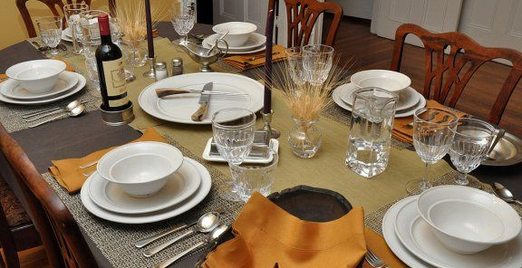 Formal Table Setting Rules And When To Break Them