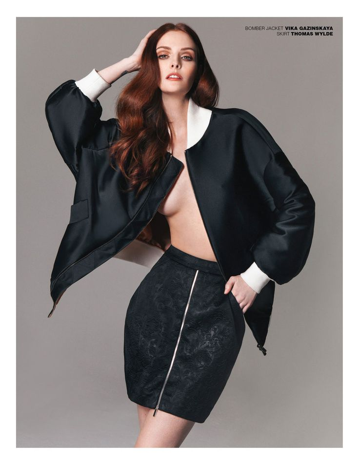 legacy: lydia hearst by elias tahan for design scene february 2016 | visual optimism; fashion editorials, shows, campaigns & more!