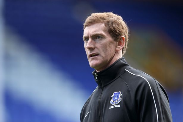 Dave Billows, Everton head fitness coach
