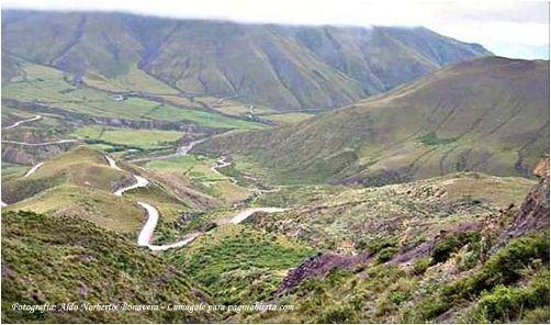 Valles Calchaquies - Tucuman - Argentina