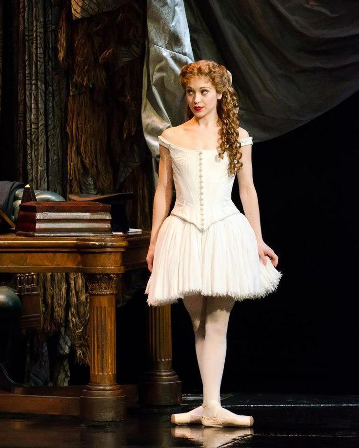 Broadway's The Phantom of the Opera - Meg's up to something...